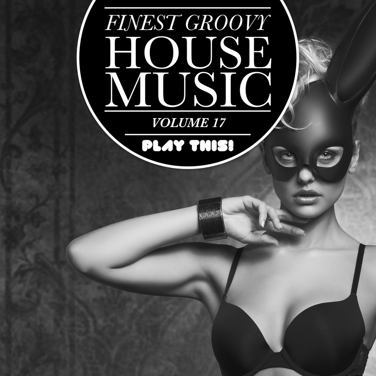 Finest groovy house music vol 17 album cover by various for House music cover