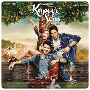 Various Artists - Kapoor & Sons (Since 1921) [Original Motion Picture Soundtrack]