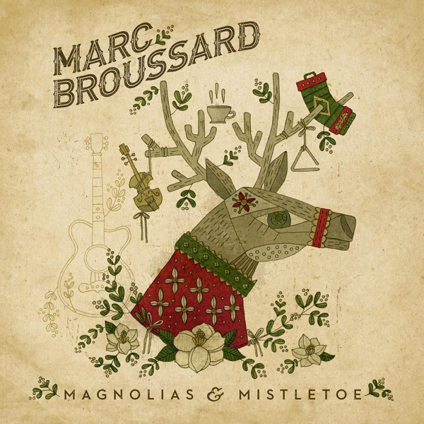Marc Broussard mit Almost Christmas