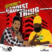 Baddest Thing (feat. I Sane) - Single