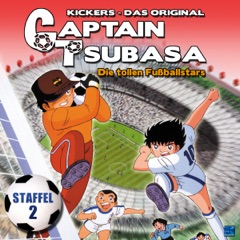 Captain Tsubasa - Die tollen Fußballstars, Staffel 2