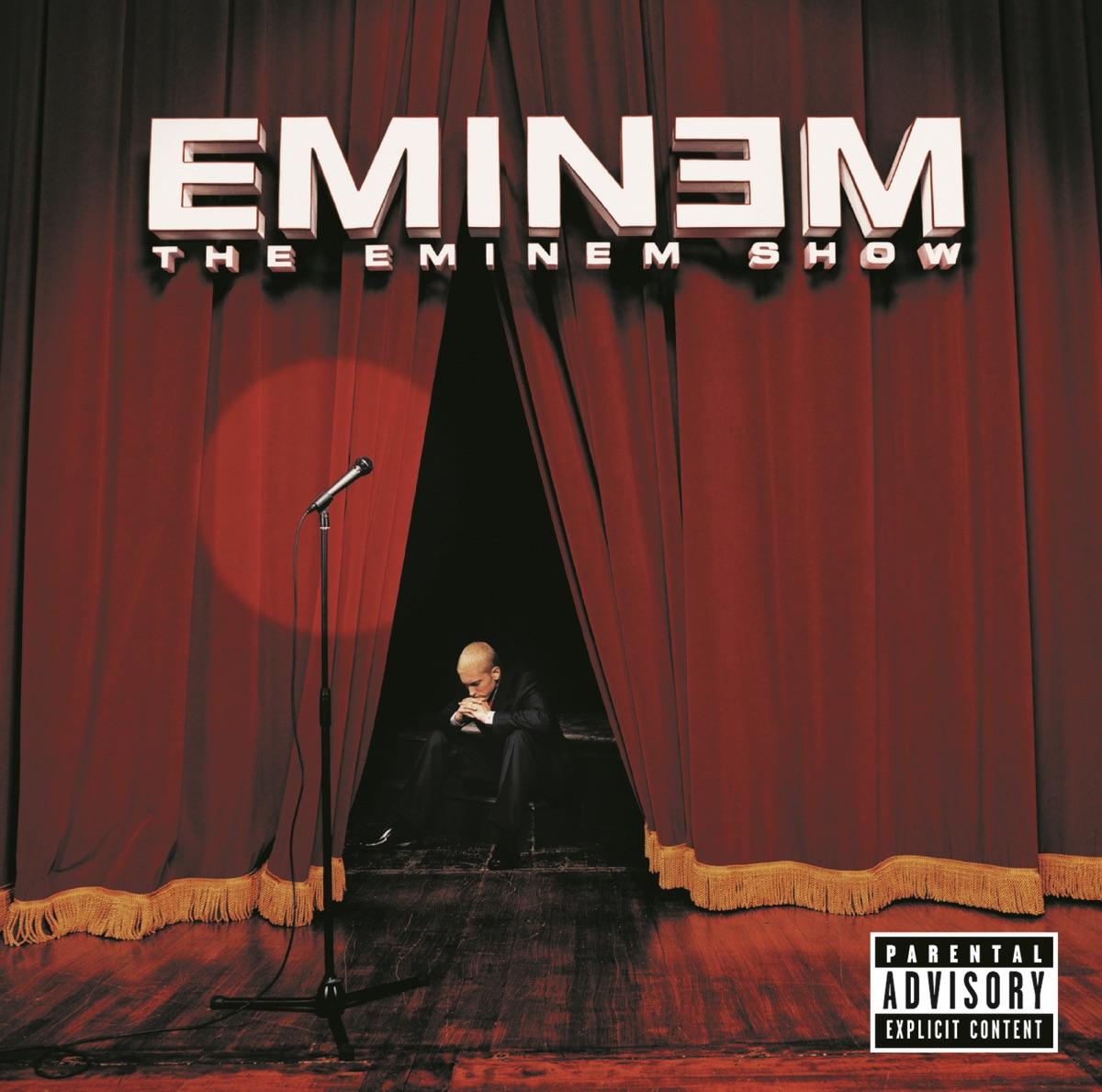 The Eminem Show Eminem CD cover