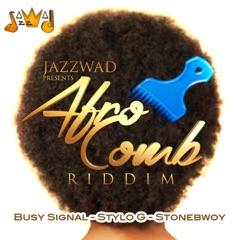 Afro Comb Riddim - EP