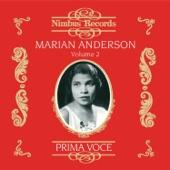 Marian Anderson - Säv, säv, susa, Op. 36, No. 4