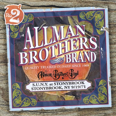 S.U.N.Y. at Stonybrook - The Allman Brothers Band