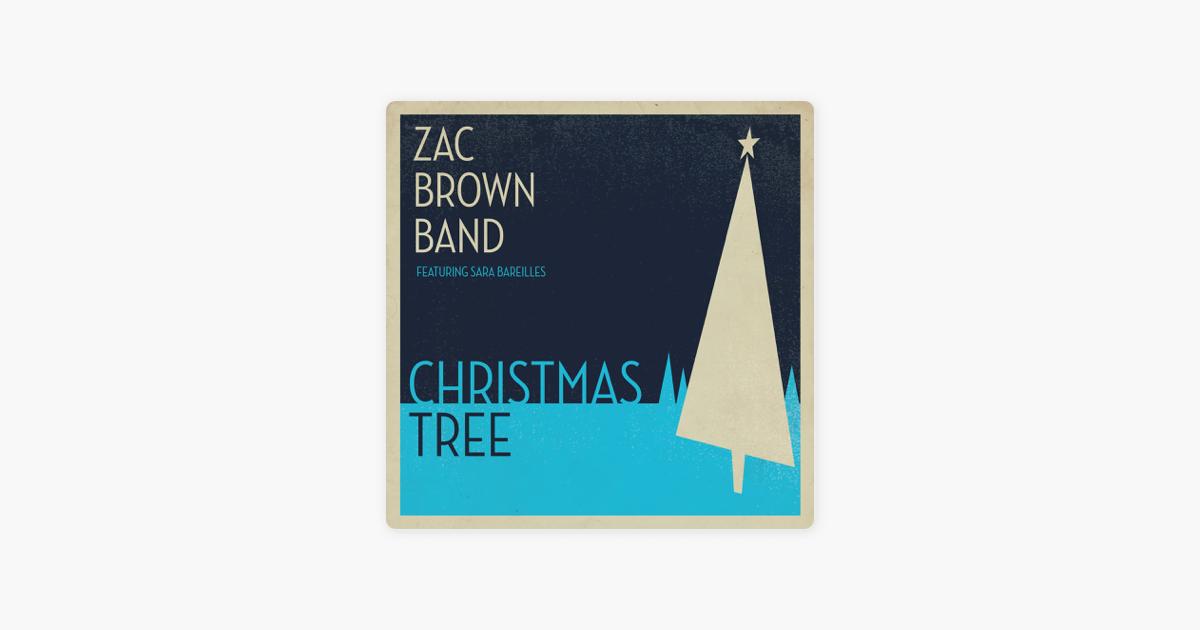 Christmas Tree (feat. Sara Bareilles) - Single de Zac Brown Band en ...