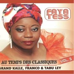 Au temps des classiques, vol. 3 : Grand Kalle, Franco & Tabu Ley