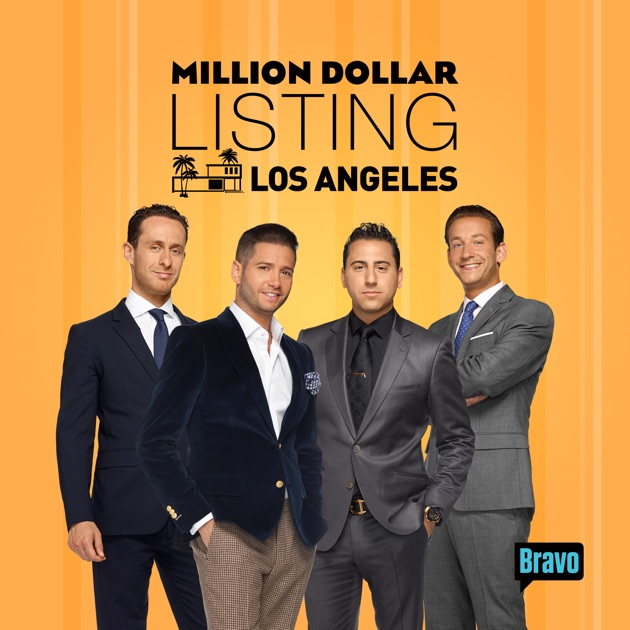 Million dollar listing season 8 los angeles on itunes colourmoves
