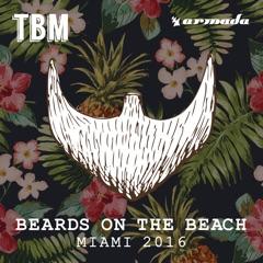 The Bearded Man - Beards On the Beach (Miami 2016)