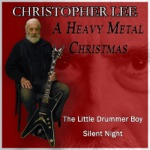 Christopher Lee - Silent Night