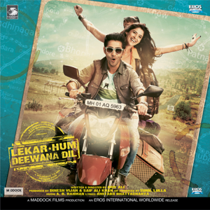 A. R. Rahman - Lekar Hum Deewana Dil (Original Motion Picture Soundtrack)