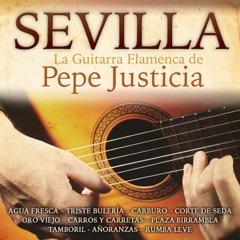 Sevilla. La Guitarra Flamenca de Pepe Justicia