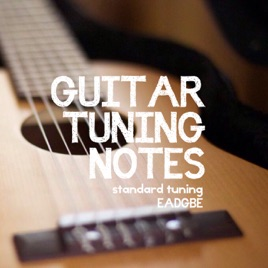 Guitar Tuning Notes Standard