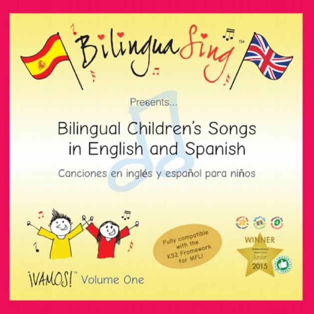 We Sing French, Vol 1 by BilinguaSing