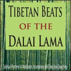 Tibetan Beats of the Dalai Lama: Spiritual Rhythms for Meditation, Incantations, And Deep Soul Searching