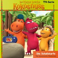 Der kleine Drache Kokosnuss TV-Serie, Vol. 6