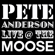 Red Sunset Blues (Live) - Pete Anderson