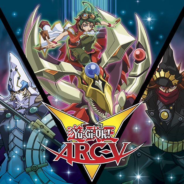 Yu-Gi-Oh! ARC-V, Season 1 On ITunes