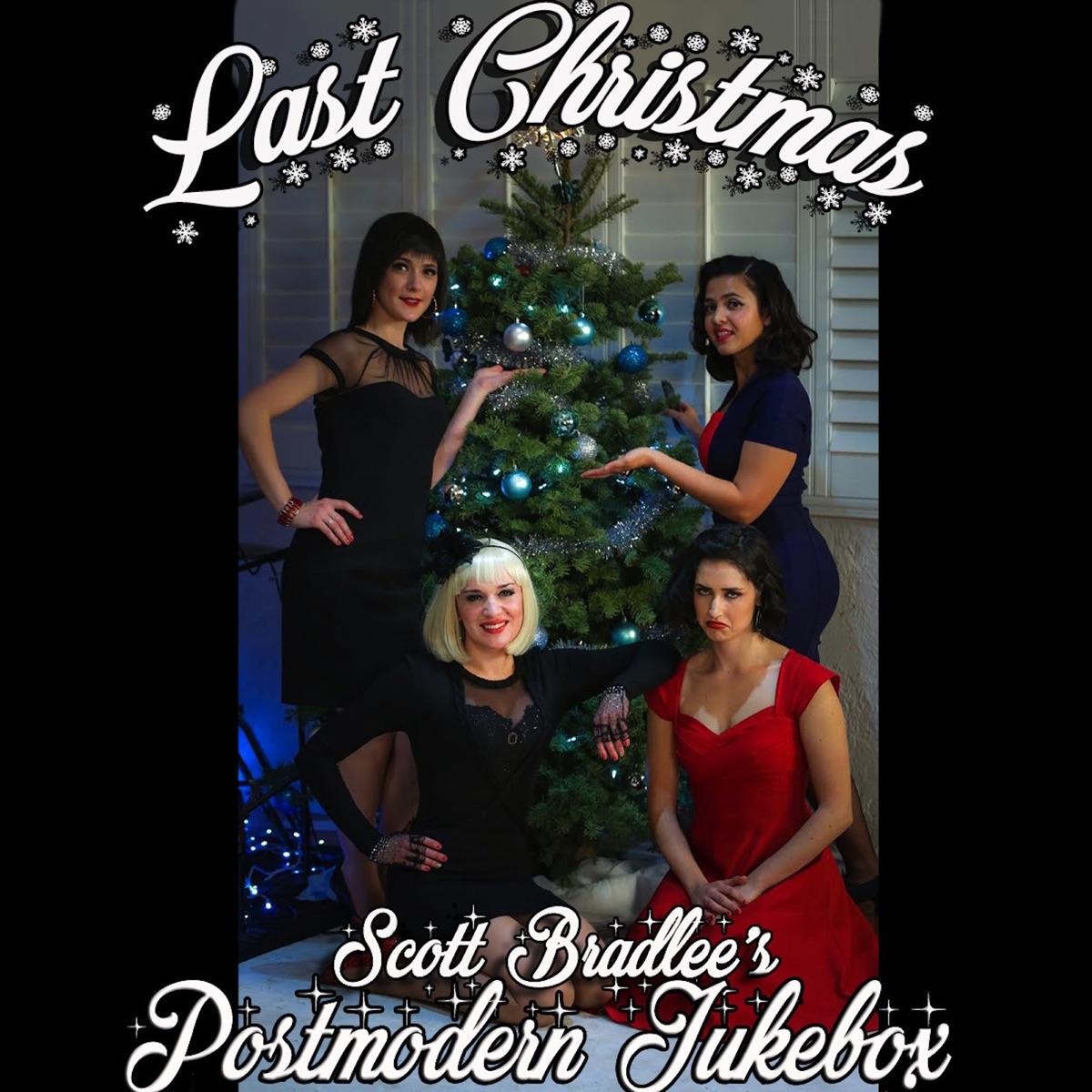 Last Christmas Album Cover.Last Christmas Single Album Cover By Scott Bradlee S