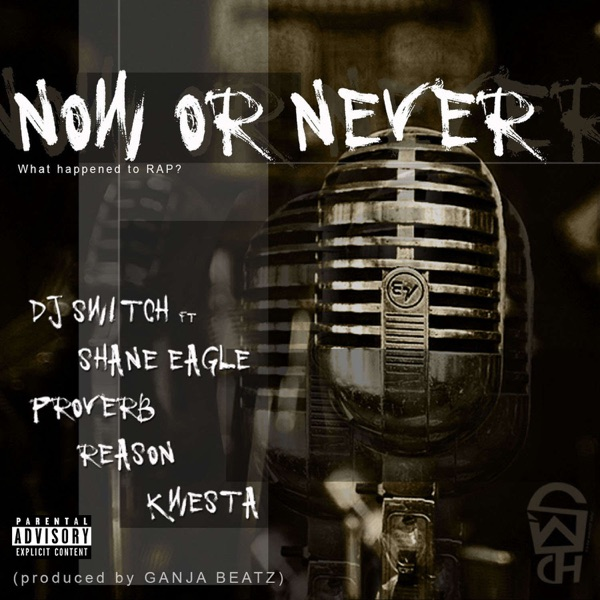 Now Or Never (feat. Shane Eagle, ProVerb, Reason & Kwesta) - Single