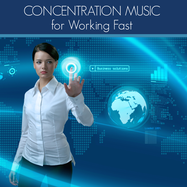 working office music
