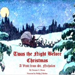 Twas the Night Before Christmas (Unabridged)
