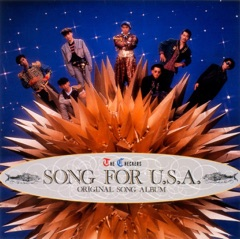「SONG FOR U.S.A.」オリジナル・ソング・アルバム