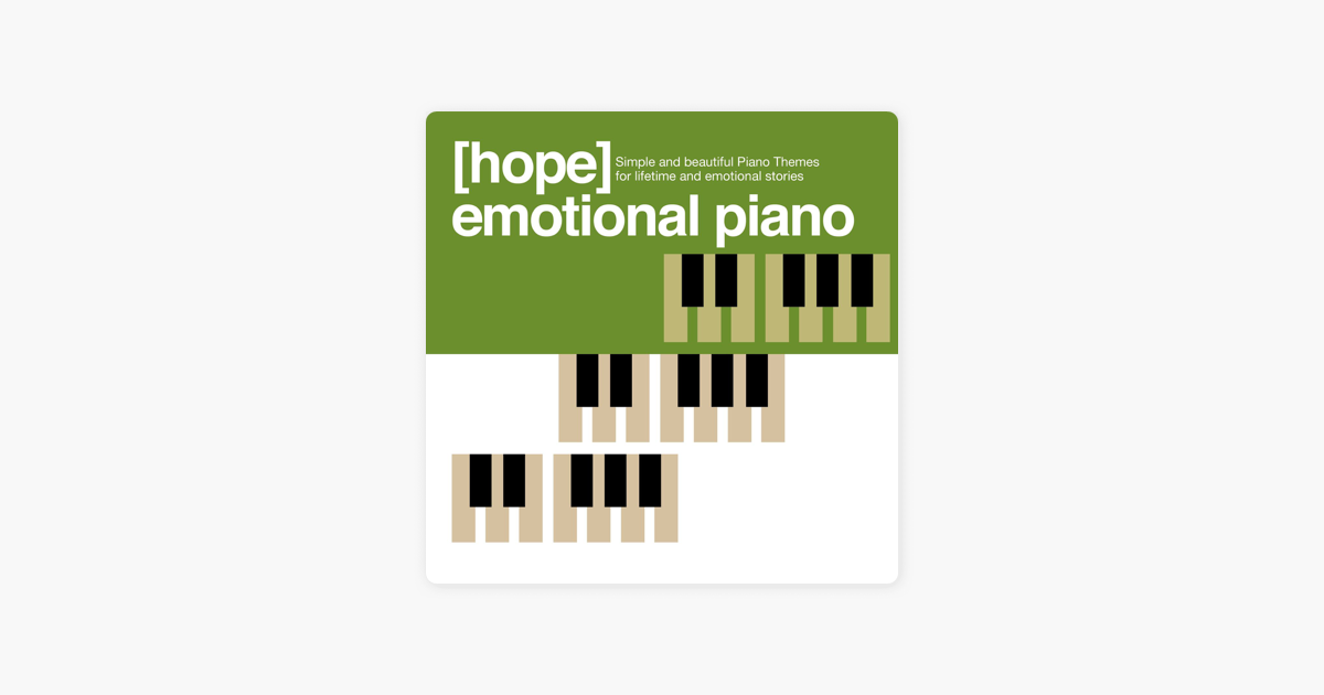Emotional Piano - Hope by Peter Jeremias