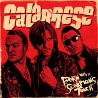 born with a scorpions touch - Calabrese 13 Halloweens