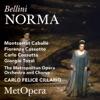 Bellini: Norma (Recorded Live at The Met - February 17, 1973), The Metropolitan Opera, Montserrat Caballé, Fiorenza Cossotto, Carlo Cossutta, Giorgio Tozzi & Carlo Felice Cillario