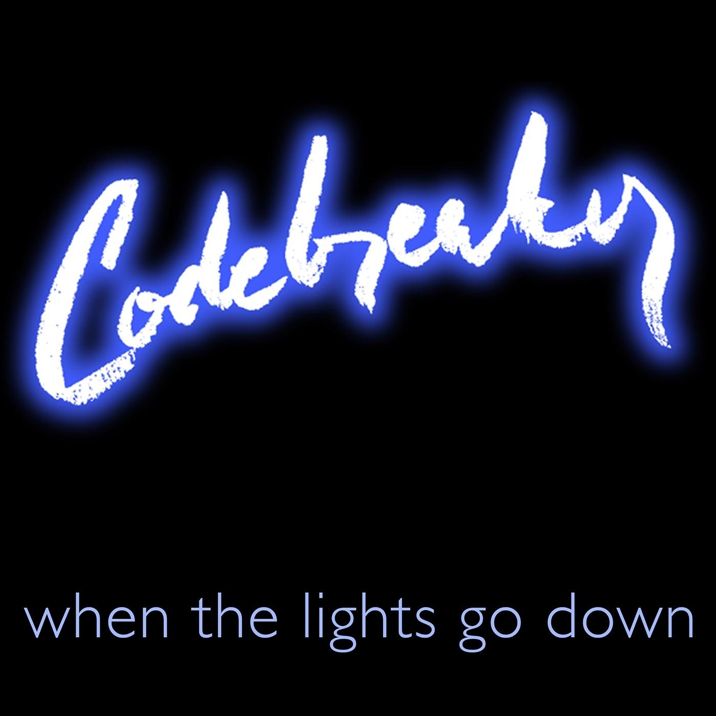When the Lights Go Down - Single