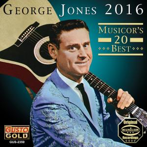 George Jones - Musicor's 20 Best