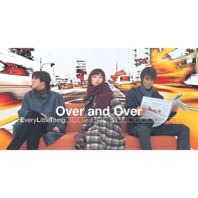 Over and Over - Single - Every little Thing