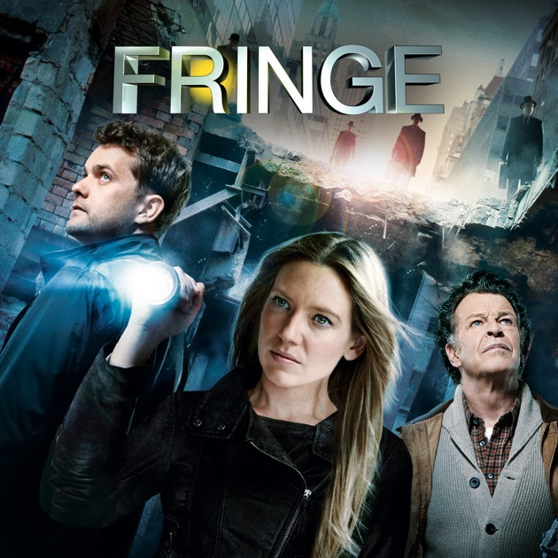 fringe season 5 on itunes