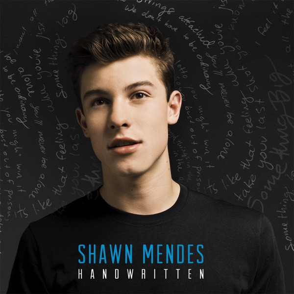Handwritten (Deluxe) Shawn Mendes album cover