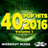40 POP Hits 2016 (Unmixed Workout Tracks For Running, Jogging, Fitness & Exercise)-Dynamix Music