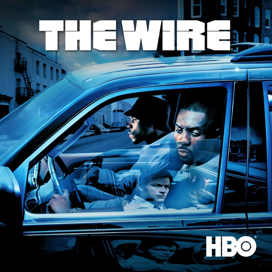 The Wire Season 3 Poster