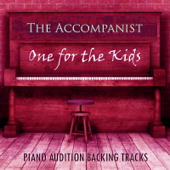 Somewhere Out There From The Movie An American Tail [Piano Audition Backing Track In C] The Accompanist - The Accompanist