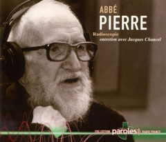 Radioscopie: Jacques Chancel reçoit l'Abbé Pierre