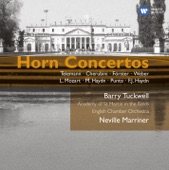 Barry Tuckwell/English Chamber Orchestra - Horn Concerto No. 1 in D HobVIId/3 (1996 Remastered Version): I. Allegro