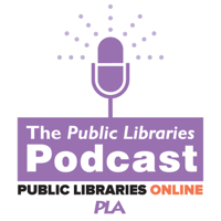 Podcast cover art for FYI: The Public Libraries Podcast