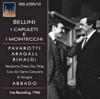 Bellini: I Capuleti e i Montecchi (Live), Giacomo Aragall, Luciano Pavarotti, Margherita Rinaldi, Residentie Orkest & Claudio Abbado