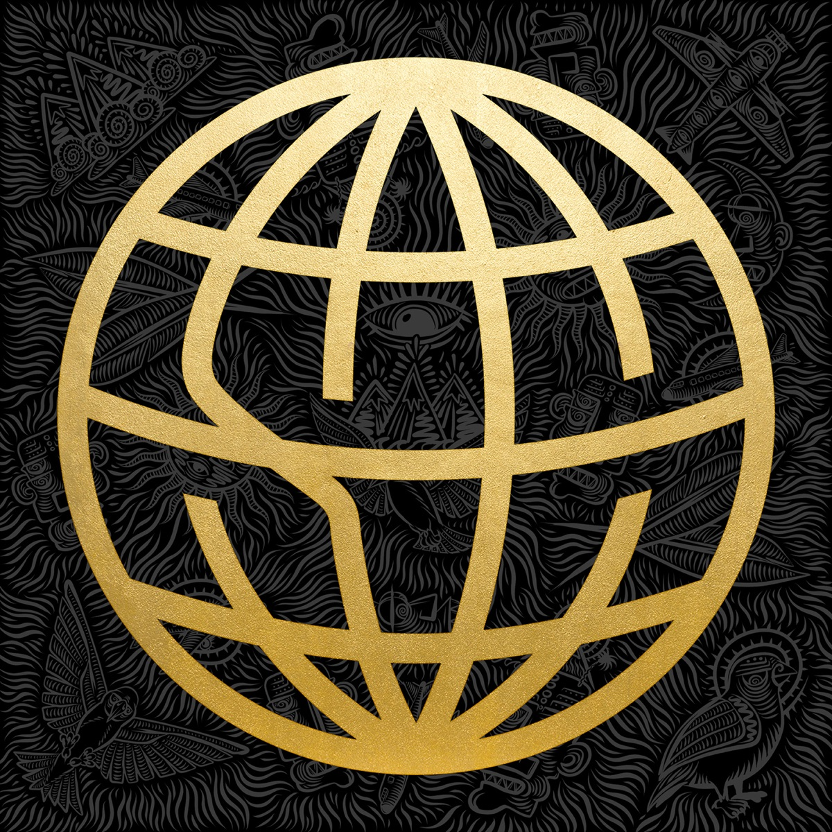 Around the World and Back State Champs CD cover