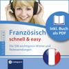 Gesa Füßle - Französisch schnell & easy - Fokus Wortschatz und Redewendungen: Compact SilverLine artwork