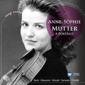 Anne-Sophie Mutter/Leslie Pearson/English Chamber Orchestra/Salvatore Accardo - Violin Concerto in E, BWV 1042: I. Allegro