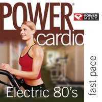 Power Cardio - Electric 80's (44 Min Non-Stop Workout (138
