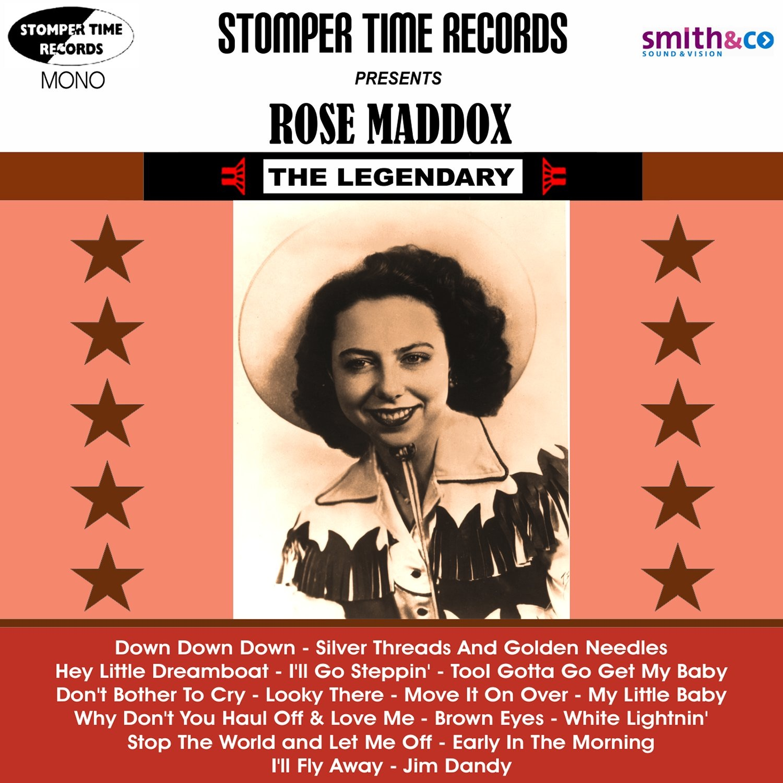 The Legendary Rose Maddox