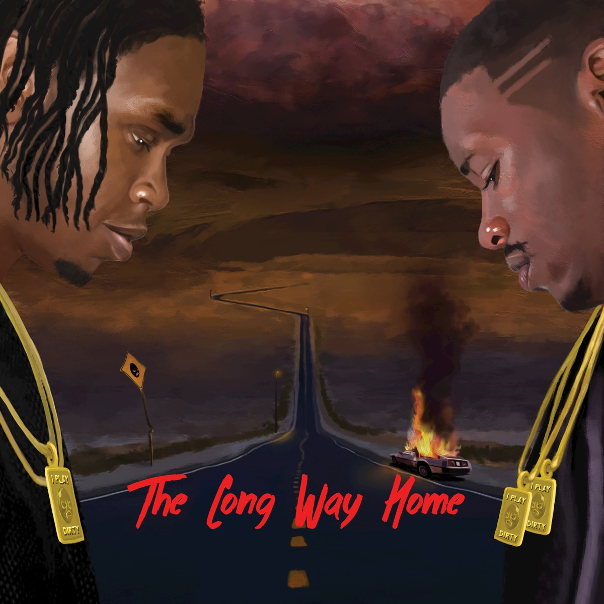 The Long Way Home Deluxe Krept  Konan CD cover