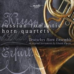 Russian Romantic Horn Quartets