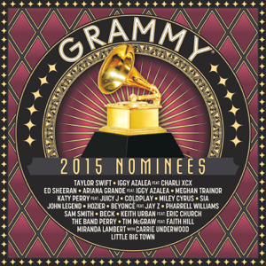 Various Artists - 2015 GRAMMY Nominees
